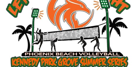 Under the Lights 4 v 4 Beach Volleyball Tournament tickets