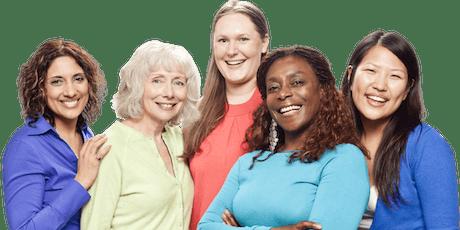 Community Conversations About High Cholesterol (Women) tickets