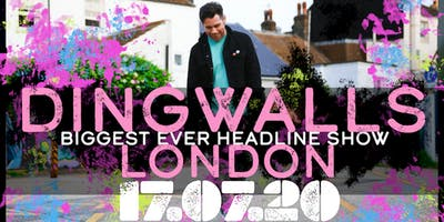 Si Connelly Album Launch - Dingwalls, London