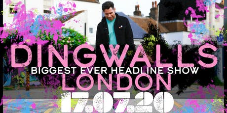 Si Connelly Album Launch - Dingwalls, London tickets