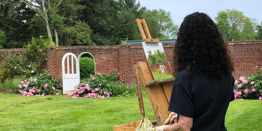 Free Open Studio: Twilight Plein Air Painting