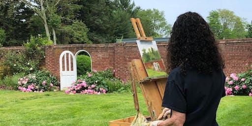 Free Open Studio: Twilight Plein Air Painting