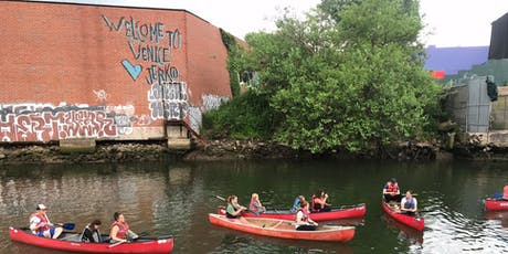 Canoeing the Gowanus Canal in Brooklyn tickets