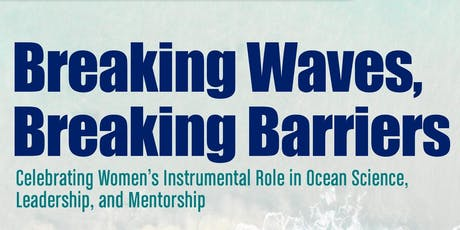 OceanObs'19: Breaking Waves, Breaking Barriers tickets