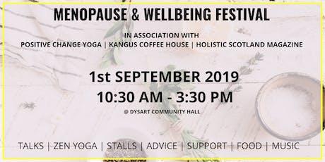 Menopause & Wellbeing Festival tickets