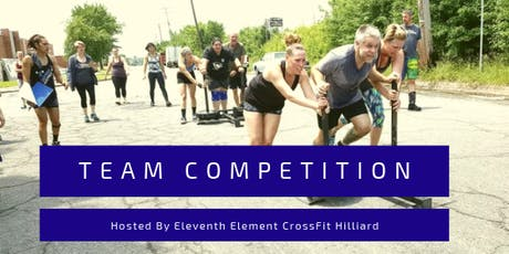 Eleventh Element Team Competition tickets