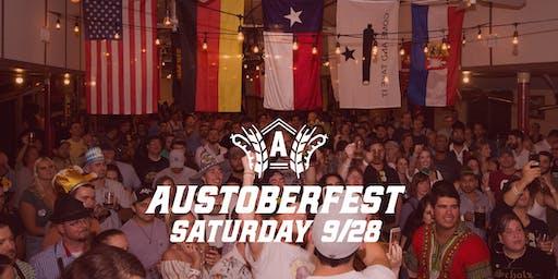 2019 Austin Oktoberfest, AustOberfest!