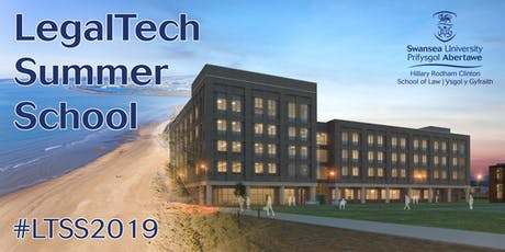 LegalTech Summer School 2019 tickets