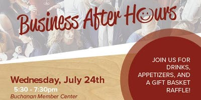 Buchanan Area Chamber of Commerce - Business After Hours @ HonorCU