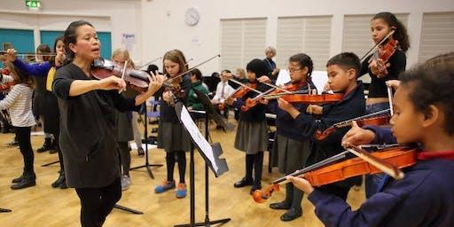 Music Education Islington Conference 2019-20
