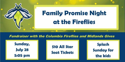 Pack the Park for Family Promise 2019