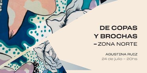 De Copas y Brochas en ZONA NORTE @Agustina Ruiz