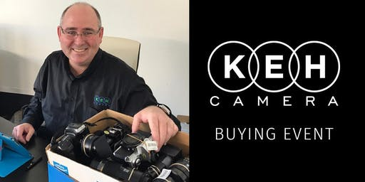 KEH Camera at The Camera Store- Buying Event