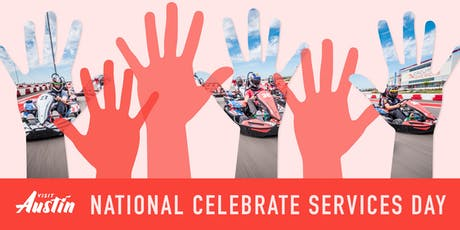 National Celebrate Services Day 2019 tickets