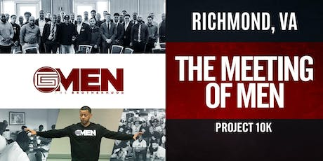 RICHMOND, VA - Meeting of MEN with Coach K (MEN ONLY) tickets
