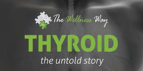 Thyroid - The Untold Story tickets