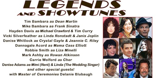 Legends and Showtunes