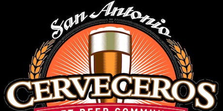 San Antonio Cerveceros July Monthly Meeting tickets