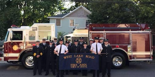 """WLRFA Fire TRUCK Fundraiser with """"The Destination"""""""