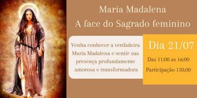 Maria Madalena - A face do Sagrado Feminino