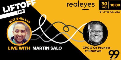 LIFTOFF: Martin Salo, CPO and Founder at realeyes.