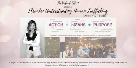 Elevate: Understanding Human Trafficking tickets