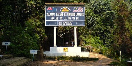{Leisure Hike Series} M'sia: Gunung Lambak + Famous Kluang Coffee for Beginners tickets