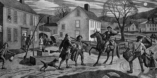 Paul Revere's Ride: Myths and Legends