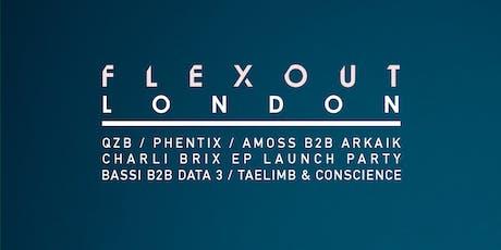 Flexout Audio London tickets