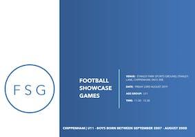 Football Showcase Games | U11Showcase Game