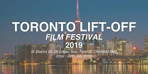 Toronto Lift-Off Film Festival 2019