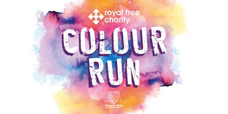 Royal Free Colour Run tickets