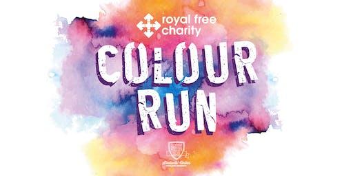 Royal Free Colour Run
