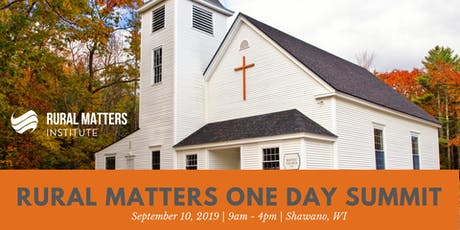 Rural Matters One-Day Summit - Wisconsin tickets