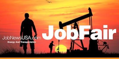 JobNewsUSA.com Midland, TX Energy & Transportation Job Fair