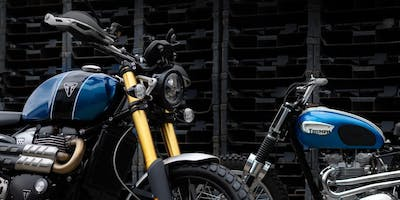 Special Exhibition Launch -  Genesis of the Scrambler with Guest Speakers