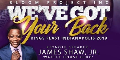 Kings Feast Symposium Indy 2019 tickets