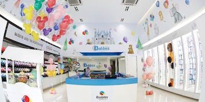 Consultoria para Lojas de Balões