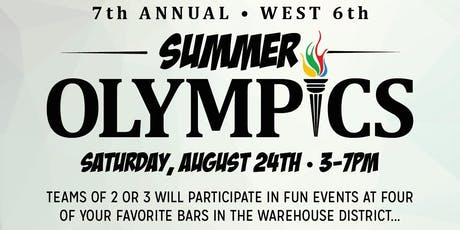 7th Annual West 6 Summer Olympics tickets