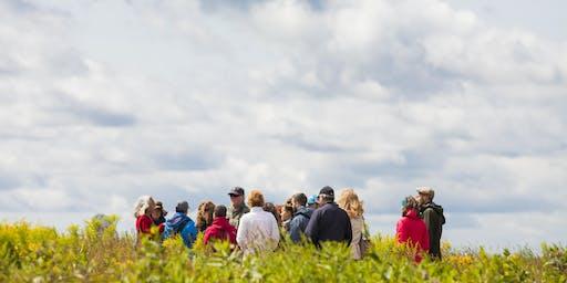 Visites des jardins Oneka et conférences -Oneka Garden Tour and conferences
