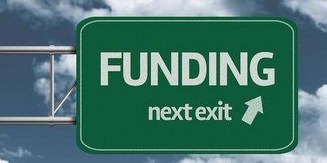 Funding for Organisations.  What Grant Funders look for and How to Apply.  tickets