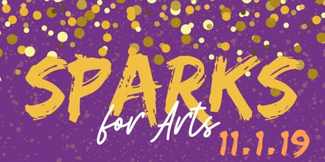 Sparks for Arts 2019 tickets