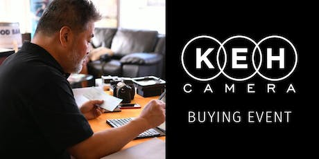 KEH Camera at Helix Camera- Buying Event  tickets