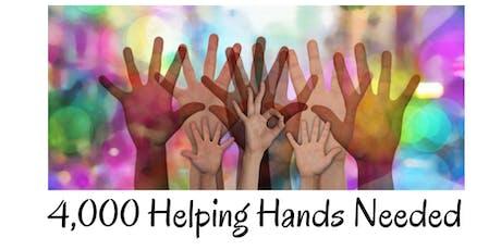R1 Helping Hands Convoy of Hope McAdams tickets