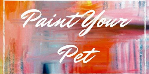 Paint Your Pet at Art Central