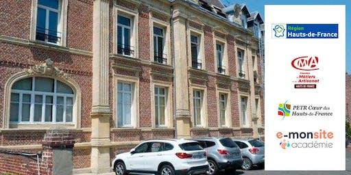 Soyez enfin efficaces sur Internet avec E-monsite Académie à Péronne