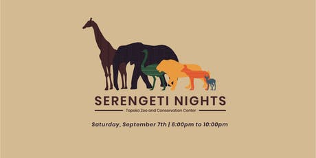 Serengeti Nights 2019 tickets