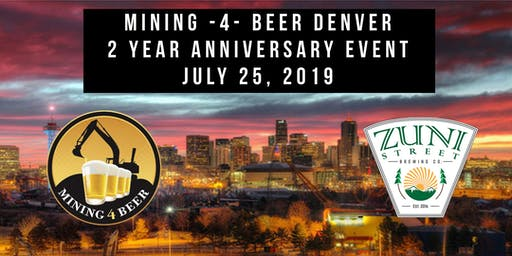 Mining-4-Beer Denver: 2 Year Anniversary Event