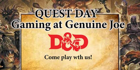 Quest Day  tickets