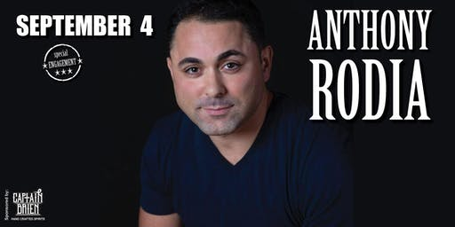 Comedian Anthony Rodia Live In Naples, FL Off the hook comedy club